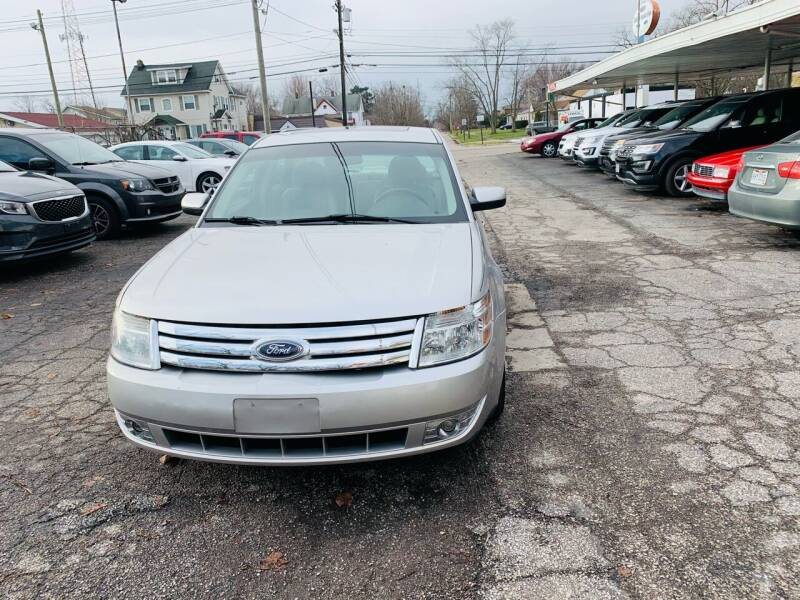 2008 Ford Taurus for sale at Ohio Auto Connection Inc in Maple Heights OH