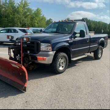 2005 Ford F-250 Super Duty for sale at Moor's Automotive in Hackettstown NJ