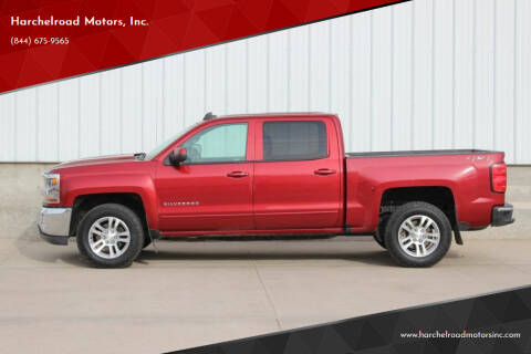 2018 Chevrolet Silverado 1500 for sale at Harchelroad Motors, Inc. in Imperial NE