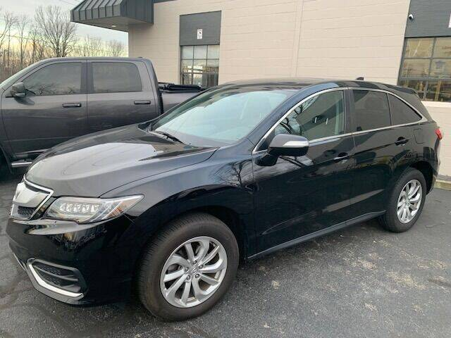2018 Acura RDX for sale at Lighthouse Auto Sales in Holland MI