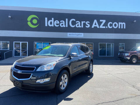 2009 Chevrolet Traverse for sale at Ideal Cars in Mesa AZ
