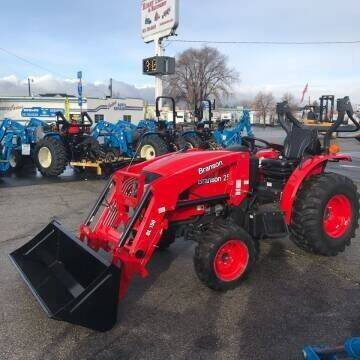 2021 Branson 2515H for sale at Hobby Tractors - New Tractors in Pleasant Grove UT