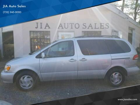 2003 Toyota Sienna for sale at JIA Auto Sales in Port Monmouth NJ