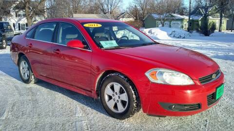 2011 Chevrolet Impala for sale at Unzen Motors in Milbank SD
