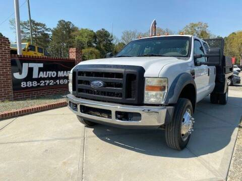2008 Ford F-450 Super Duty for sale at J T Auto Group in Sanford NC