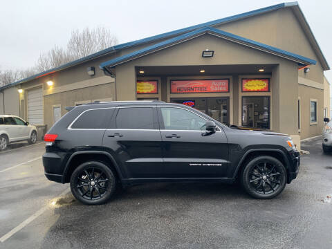 2014 Jeep Grand Cherokee for sale at Advantage Auto Sales in Garden City ID