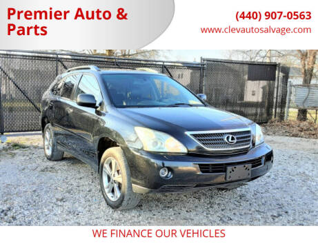 2006 Lexus RX 400h for sale at Premier Auto & Parts in Elyria OH