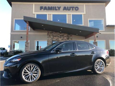 2015 Lexus IS 250 for sale at Moses Lake Family Auto Center in Moses Lake WA