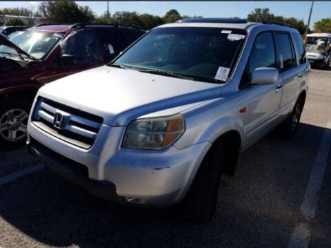 2006 Honda Pilot for sale at JacksonvilleMotorMall.com in Jacksonville FL
