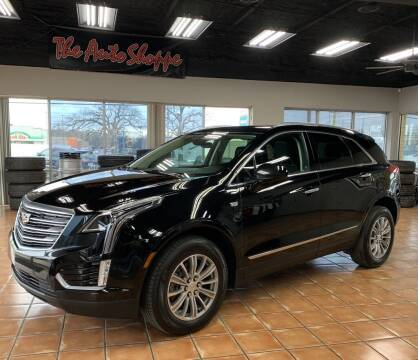 2017 Cadillac XT5 for sale at The Auto Shoppe in Springfield MO