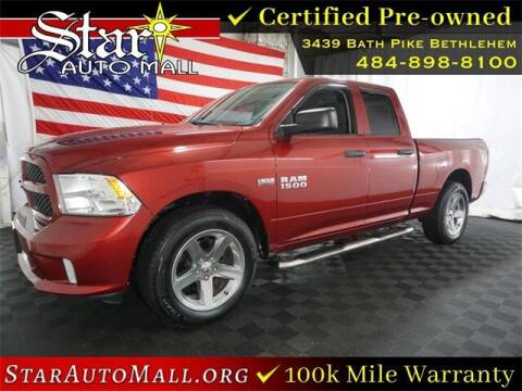 2014 RAM Ram Pickup 1500 for sale at STAR AUTO MALL 512 in Bethlehem PA