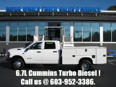 2019 RAM Ram Chassis 3500 for sale at Diesel World Truck Sales in Plaistow NH