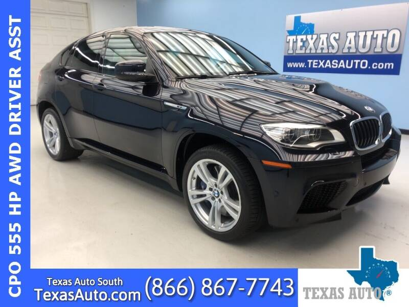 2014 BMW X6 M for sale in Houston, TX
