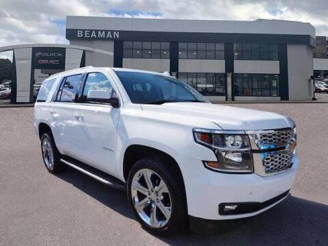 2020 Chevrolet Tahoe for sale at Beaman Buick GMC in Nashville TN