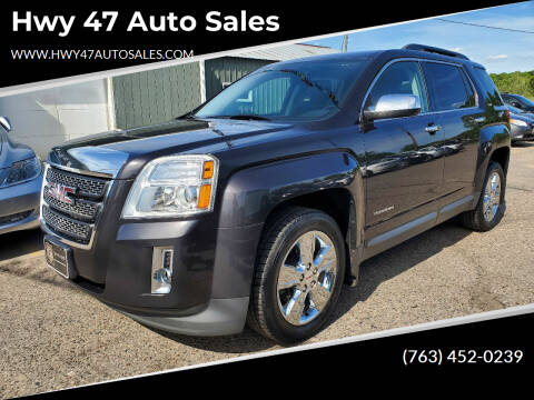 2015 GMC Terrain for sale at Hwy 47 Auto Sales in Saint Francis MN