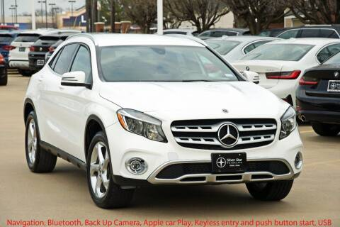 2020 Mercedes-Benz GLA for sale at Silver Star Motorcars in Dallas TX