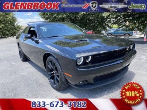 2018 Dodge Challenger for sale at Glenbrook Dodge Chrysler Jeep Ram and Fiat in Fort Wayne IN