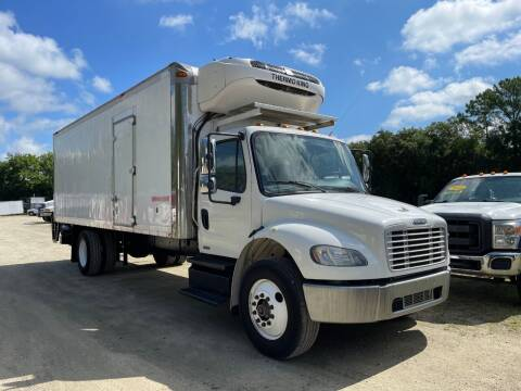 2012 Freightliner M2 106 for sale at DEBARY TRUCK SALES in Sanford FL