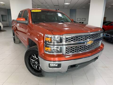 2015 Chevrolet Silverado 1500 for sale at Auto Mall of Springfield north in Springfield IL