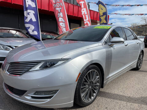 2013 Lincoln MKZ Hybrid for sale at Duke City Auto LLC in Gallup NM