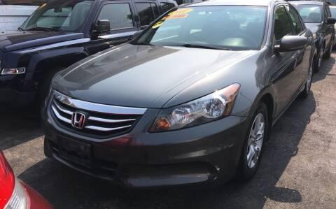 2011 Honda Accord for sale at Jeff Auto Sales INC in Chicago IL