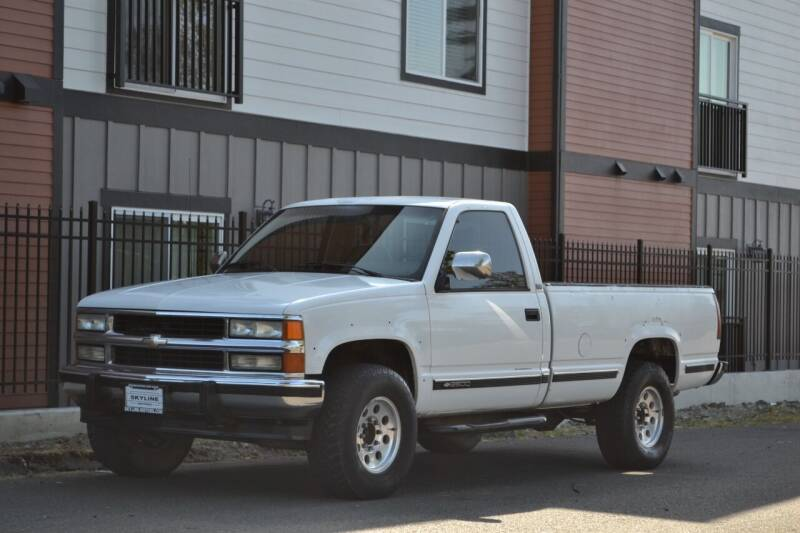 1994 Chevrolet C/K 2500 Series for sale at Skyline Motors Auto Sales in Tacoma WA