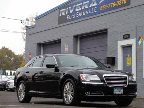 2014 Chrysler 300 for sale at Rivera Auto Sales LLC in Saint Paul MN