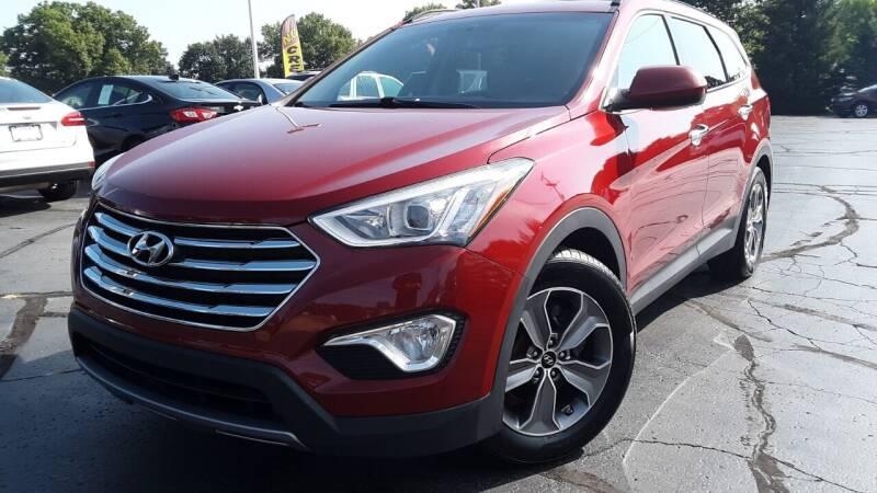 2015 Hyundai Santa Fe for sale at West Point Auto Sales in Mattawan MI