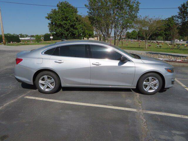 2020 Chevrolet Malibu for sale at DICK BROOKS PRE-OWNED in Lyman SC