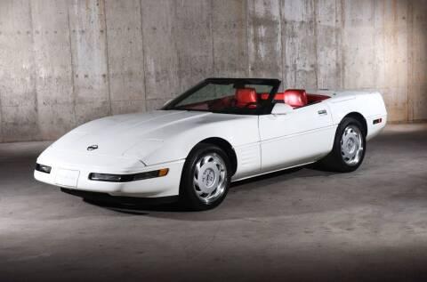 1991 Chevrolet Corvette for sale at Top Notch Motors in Yakima WA