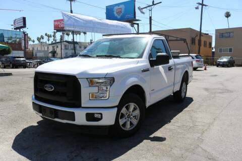 2017 Ford F-150 for sale at Eden Motor Group in Los Angeles CA