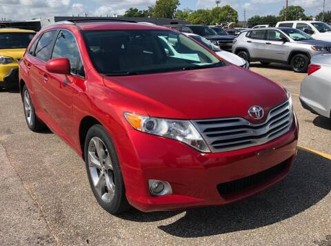 2010 Toyota Venza for sale at KAYALAR MOTORS in Houston TX