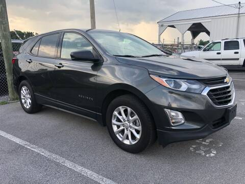 2018 Chevrolet Equinox for sale at COUNTRYSIDE AUTO SALES 2 in Russellville KY