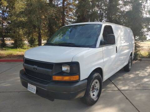 2009 Chevrolet Express Cargo for sale at Gold Rush Auto Wholesale in Sanger CA