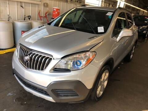 2016 Buick Encore for sale at Doug Dawson Motor Sales in Mount Sterling KY