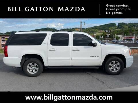 2012 GMC Yukon XL for sale at Bill Gatton Used Cars - BILL GATTON ACURA MAZDA in Johnson City TN