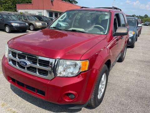 2011 Ford Escape for sale at Best Buy Auto Sales in Murphysboro IL