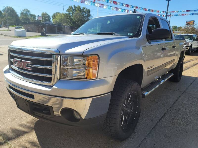 2012 GMC Sierra 1500 for sale at County Seat Motors in Union MO