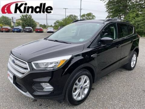 2018 Ford Escape for sale at Kindle Auto Plaza in Middle Township NJ