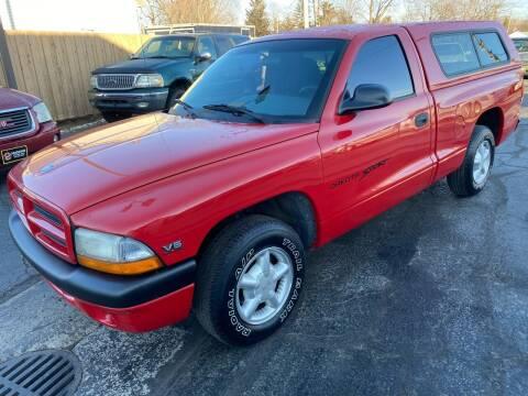 1999 Dodge Dakota for sale at Huggins Auto Sales in Ottawa OH