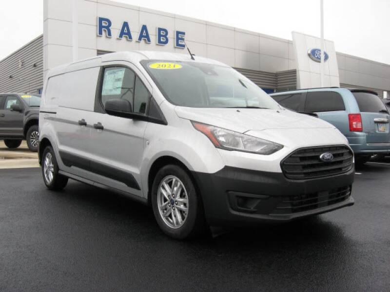 2021 Ford Transit Connect Cargo for sale in Delphos, OH