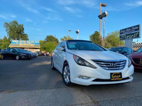 2012 Hyundai Sonata for sale at Save Auto Sales in Sacramento CA