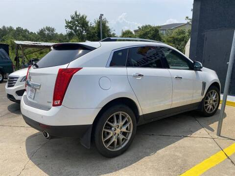 2014 Cadillac SRX for sale at Direct Auto in D'Iberville MS