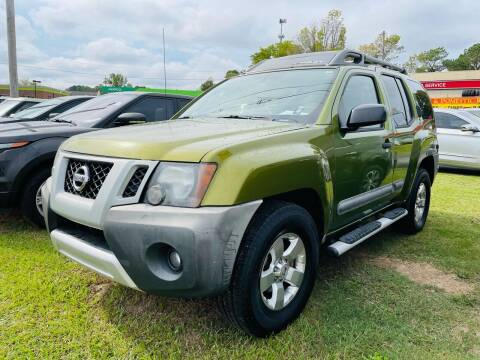 2012 Nissan Xterra for sale at BRYANT AUTO SALES in Bryant AR