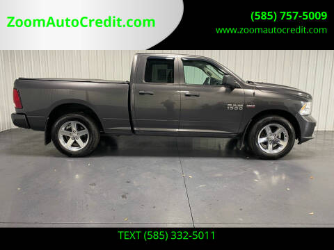 2017 RAM Ram Pickup 1500 for sale at ZoomAutoCredit.com in Elba NY