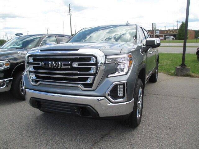 2019 GMC Sierra 1500 for sale at SUPERIOR CHRYSLER DODGE JEEP RAM FIAT in Henderson NC