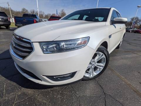 2013 Ford Taurus for sale at West Point Auto Sales in Mattawan MI