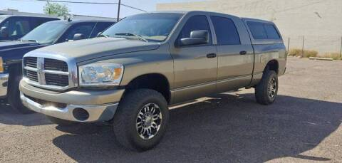 2007 Dodge Ram Pickup 1500 for sale at Advantage Motorsports Plus in Phoenix AZ