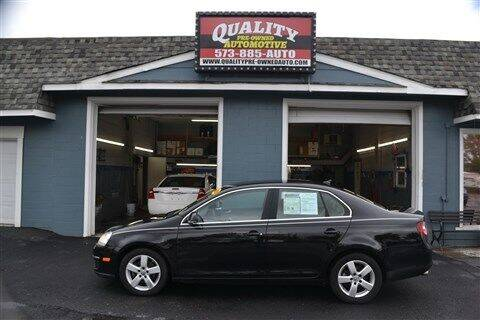 2008 Volkswagen Jetta for sale at Quality Pre-Owned Automotive in Cuba MO