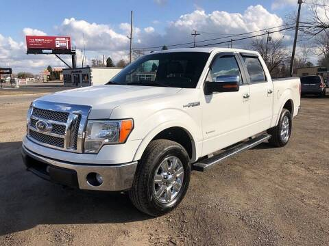 2011 Ford F-150 for sale at CItywide Auto Credit in Oregon OH
